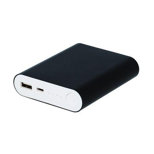 Powerbank Setty 8800 mAh czarny (GSM016261) Darmowy odbiór w 21 miastach!, GSM016261