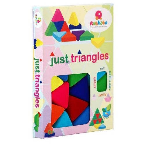 Klocki trójkąty