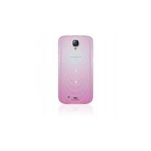 Etui HAMA do Samsung Galaxy S4 White Diamonds Gravity Różowy (4260237632375)