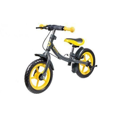 rowerek biegowy dan plus yellow marki Lionelo
