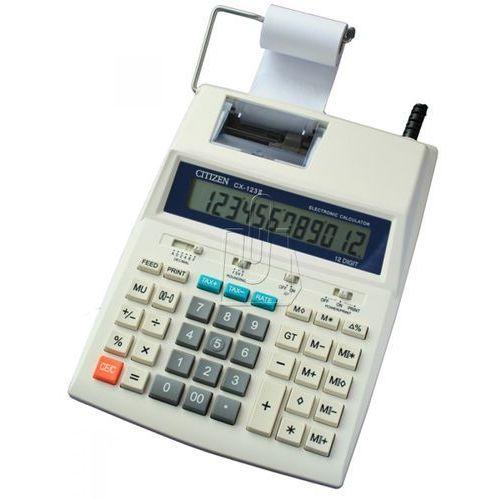 Kalkulator  cx 123n wyprodukowany przez Citizen