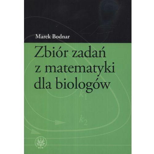 Zbiór zadań z matematyki dla biologów (146 str.)