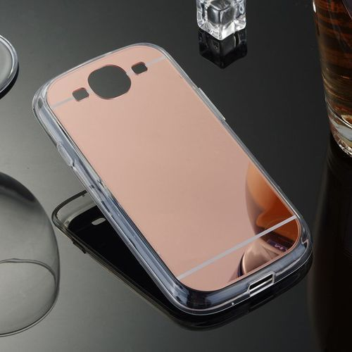 Slim Mirror Case Różowy | Etui dla Samsung Galaxy S3 - Różowy