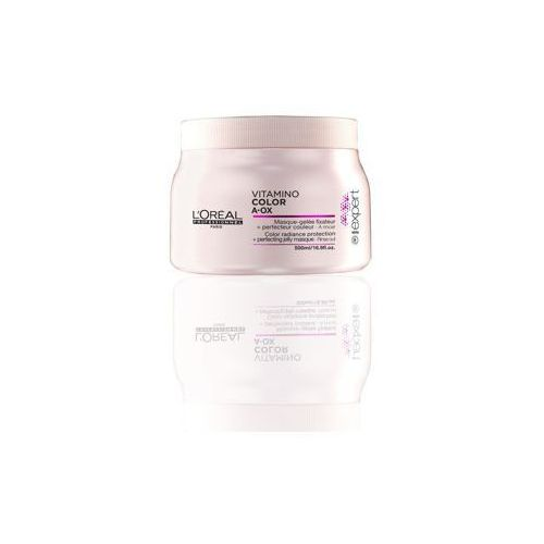L'OREAL PROFESSIONNEL_Expert Vitamino Color A-OX Color Radiance Protection Mask żelowa maska do włosów koloryzowanych 200ml - produkt z kategorii- Odżywianie włosów
