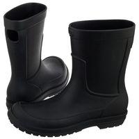 Kalosze allcast rain boot m black 204862-060 (cr157-a) marki Crocs