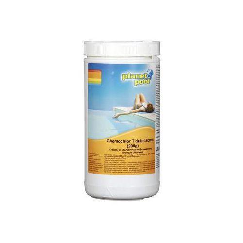 Tabletki do basenu 5 szt. / 200 g chemochlor t marki Planet pool