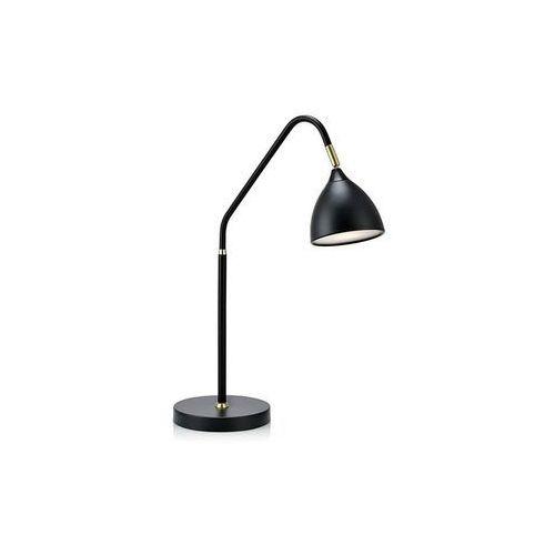 Markslojd Lampa biurkowa valencia black 106080 - - mega rabat w koszyku negocjuj cenę online! / darmowa dostawa od 300 zł / zamów przez telefon 530 482 072 (7330024555945)