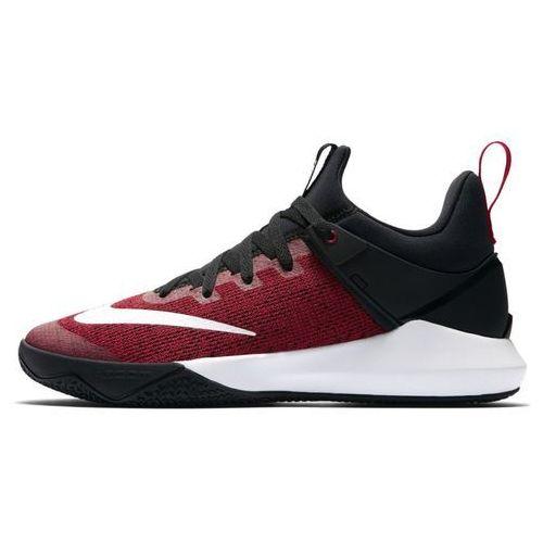 Buty zoom shift - 897653-601 - white ||university red, Nike