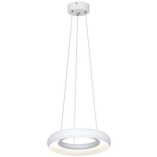 lampa wisząca rondo bianco led 351 marki Milagro