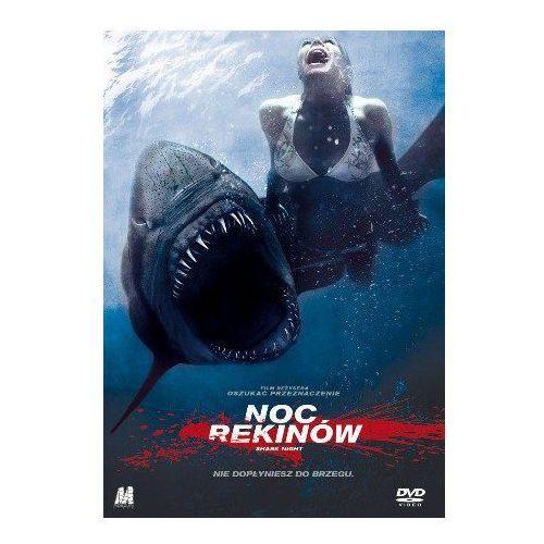 Monolith Noc rekinów [dvd]
