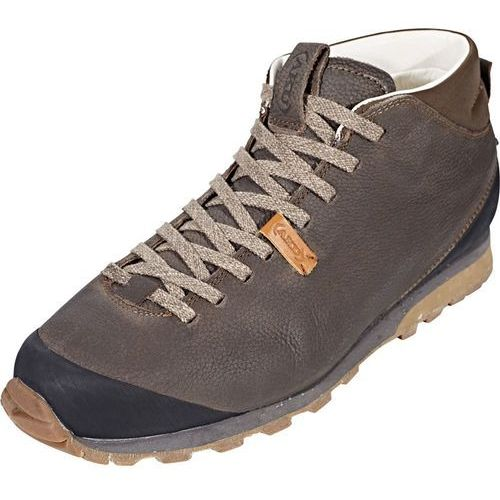 bellamont mid plus buty mężczyźni brązowy 46 2018 buty codzienne marki Aku
