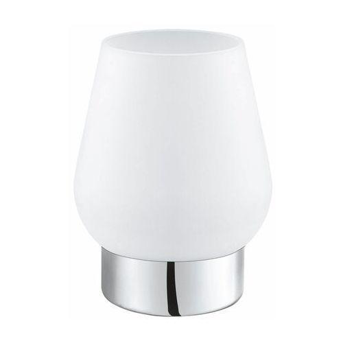 Eglo damasco 1 lampa stołowa chrom, 1-punktowy - nowoczesny - obszar wewnętrzny - 1 - czas dostawy: od 8-12 dni roboczych (9002759957612)