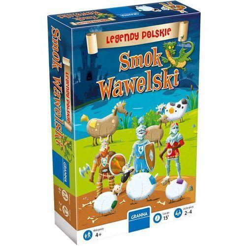Legendy polskie - Smok Wawelski GRANNA, GXP-673141