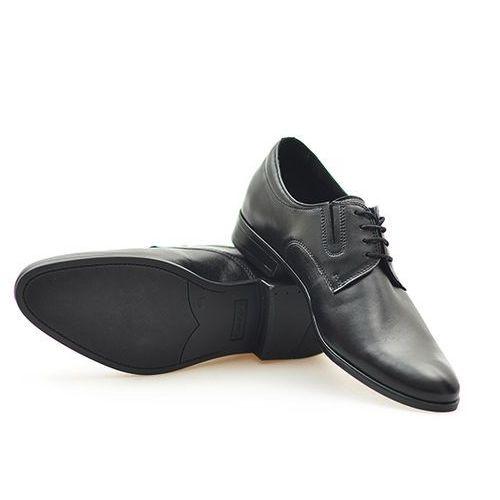 Pantofle cb0c-5927-0517-00d01 czarne lico, Conhpol