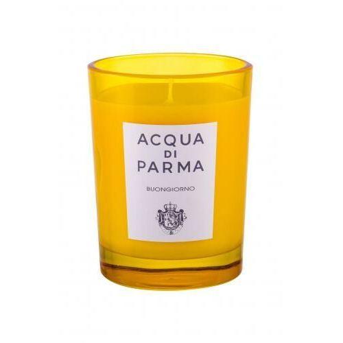 Acqua di parma buongiorno świeczka zapachowa 200 g unisex