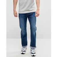 3301 loose accel stretch denim jeans - blue, G-star