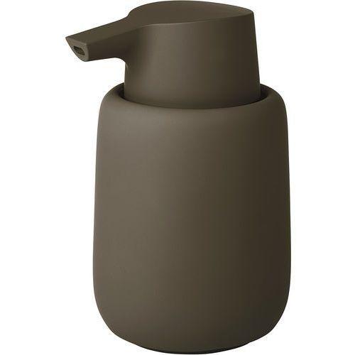 Dozownik do mydła ceramiczny Blomus Sono tarmac (B69154) (4008832773778)