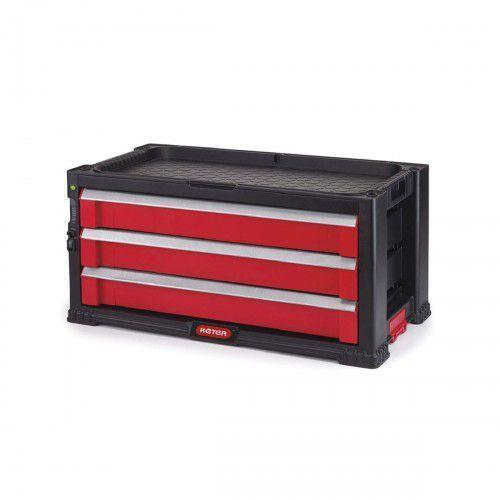Regał narzędziowy 3 szuflady Keter Tool Box, 220463 (11880031)