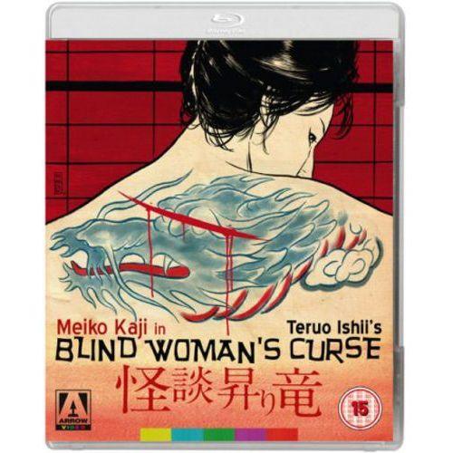 Blind Womans Curse - Double Play (Blu-Ray and DVD) - produkt z kategorii- Pozostałe filmy