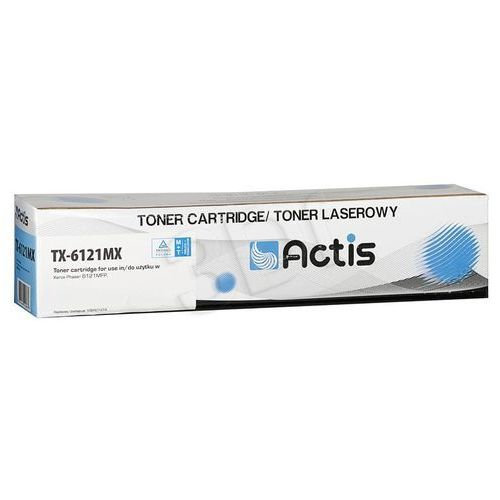 Actis Toner TX-6121MX / 106R01474 (Magenta) Darmowy odbiór w 21 miastach!