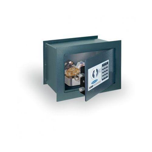 Sejf ścienny elektroniczny BT Z1, 285 x 380 x 195 mm (9006071607590)