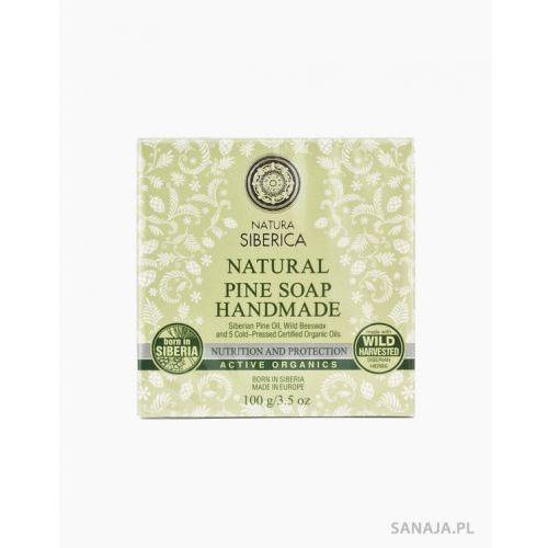 Natura siberica - mydło cedrowe - odżywcze - 100 g (4744183010765)