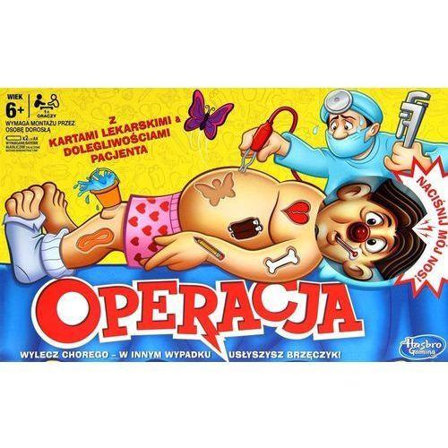 Hasbro Gra operacja