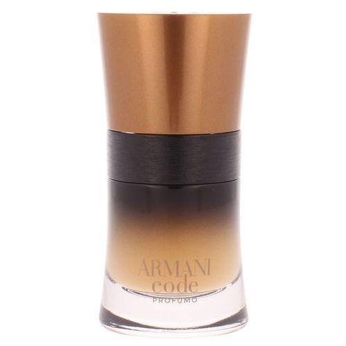code profumo woda perfumowana 30 ml dla mężczyzn marki Giorgio armani