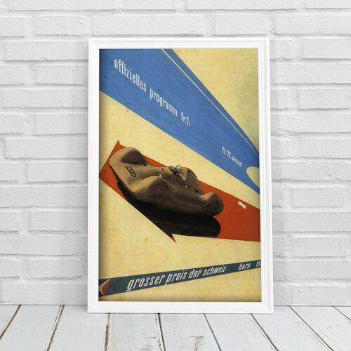Vintageposteria.pl Plakat w stylu vintage plakat w stylu vintage program bern