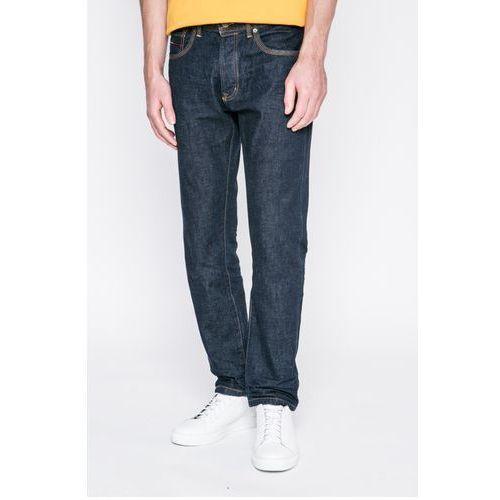 - jeansy slater, Tommy jeans