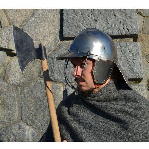 Średniowieczny topór irlandzki gallowglass xvi w. apw97 marki Płatnerze