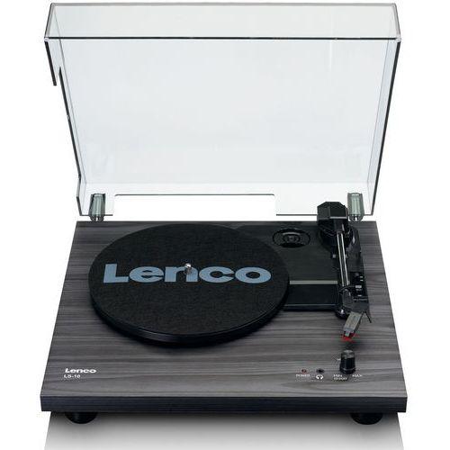 Lenco Gramofon ls-10bk kolor czarny- natychmiastowa wysyłka, ponad 4000 punktów odbioru! (8711902040965)