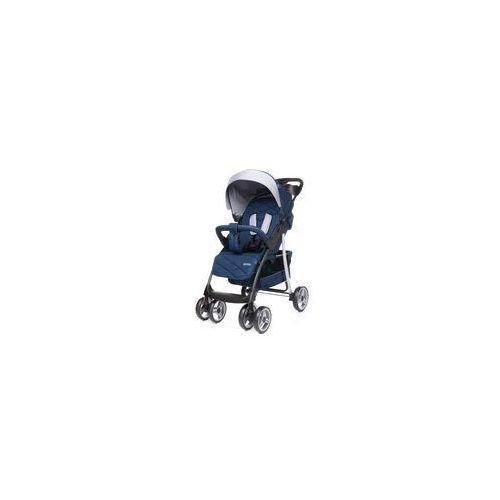 Wózek spacerowy Guido 4Baby (navy blue)