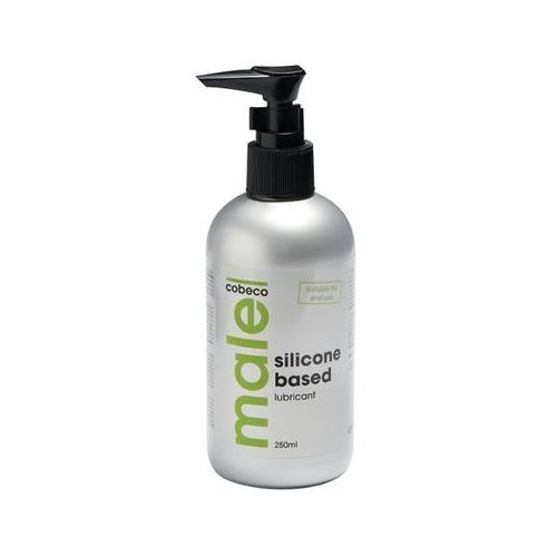 Środek nawilżający - Male Silicone Based Lubricant 250 ml