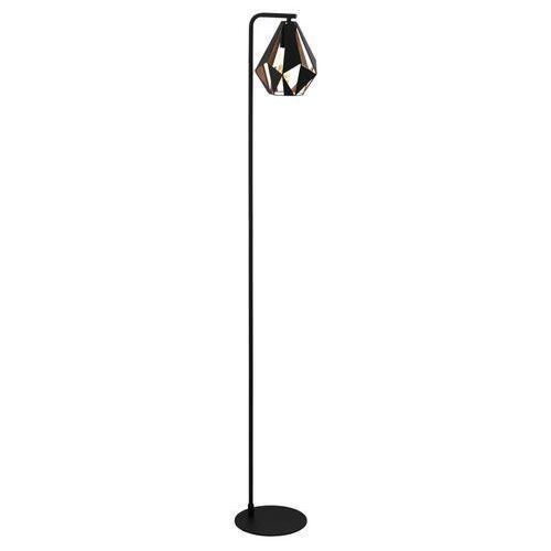 Eglo 43059 - Lampa podłogowa CARLTON 1xE27/60W/230V (9002759430597)
