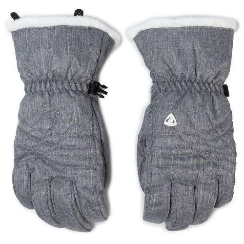 Rękawice narciarskie - glory g rliwg31 heather grey 280 marki Rossignol
