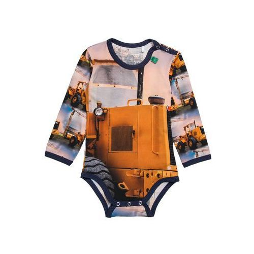 Fred's World by GREEN COTTON BULLDOZER PHOTO Body navy, 1582019100