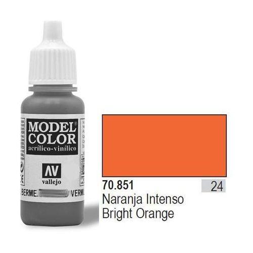 Vallejo  farba nr24 brigh t orange 17mlmatt (8429551708517)