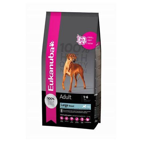 Eukanuba adult large breed maintenance 3 kg (1901422937600)