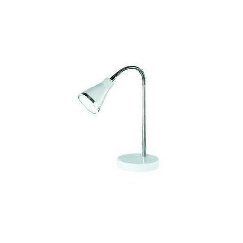 rl arras r52711101 lampka biurkowa stołowa 1x3,8w led 3000k biały marki Trio