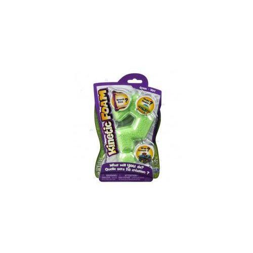 Kinetic Foam - pojedyncze opakowanie zielony *, CentralaZ10070