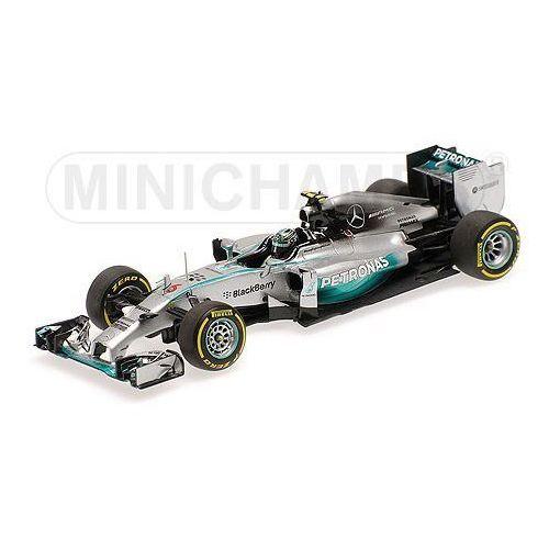 Minichamps Mercedes amg petronas f1 - (4012138130210)