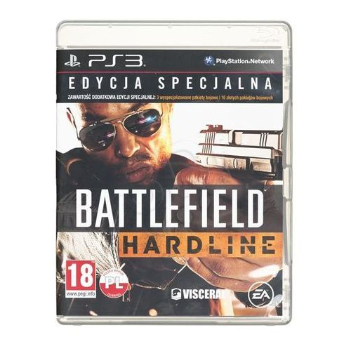 OKAZJA - Battlefield Hardline (PS3)