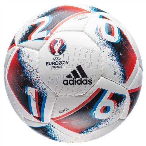 Piłka nożna halowa  fracas euro16 sala 65 ao4855, marki Adidas