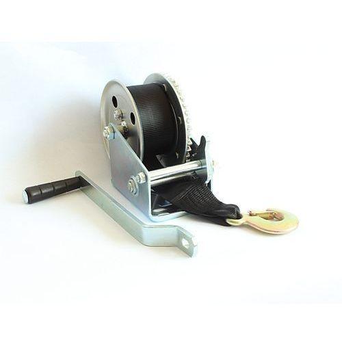 Przyciągarka do przyczep podłodziowych 450 kg z pasem bez obudowy  marki Knott