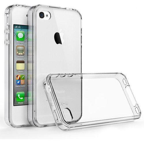 slim hybrid crystal | obudowa dla apple iphone 4 / 4s marki Tech-protect