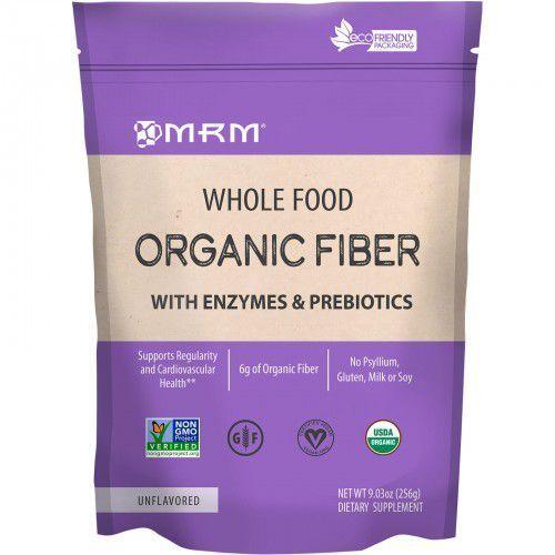 Mrm organic fiber powder 260g błonnik (0609492310521)