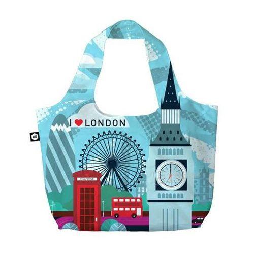 BG Berlin Eco Bags Eco torba na zakupy 3w1 - London (6906053042070)