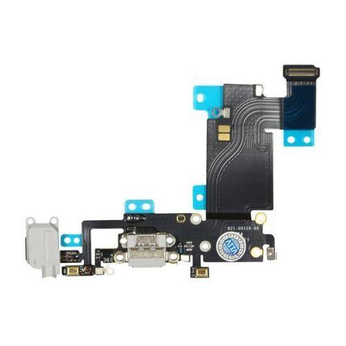 """Gsm-parts Złącze gniazdo ładowania lightning mikrofon hf audio iphone 6s plus 5.5"""" (srebrny)"""