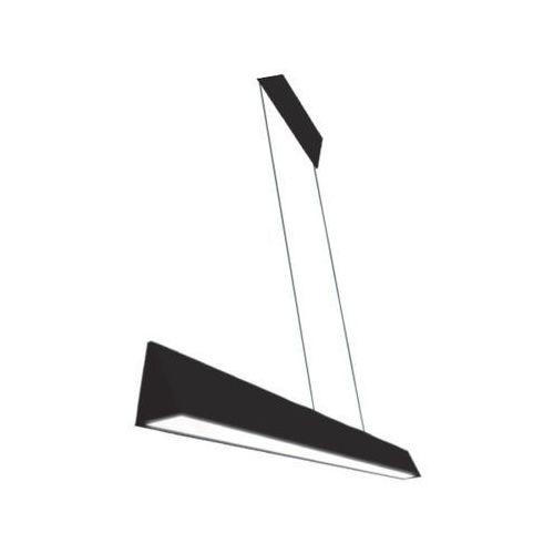 Lampa wisząca alzira anodowane aluminium 12,4w led, 10169.01.ag marki Bpm lighting